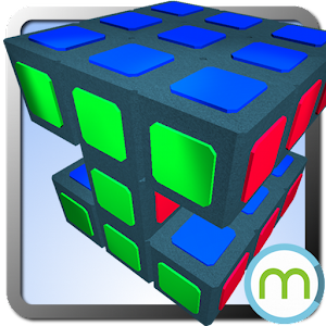 CubeIt! 3D Rubik Cube Puzzle for PC and MAC