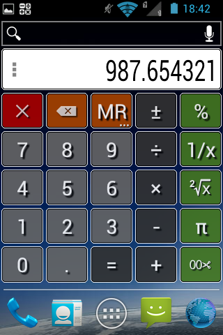 Floating Calculator Free