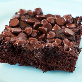 The Most Amazing Chocolate Chocolate Chip Zucchini Cake (it's Paleo!).