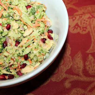 Tart & Tangy Broccoli Slaw