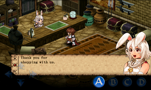 SRPG Generation of Chaos Screenshot 14