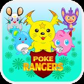 Poke Rangers Games Free