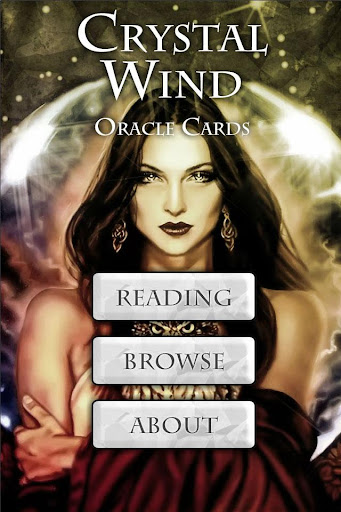 Crystal Wind Oracle Cards Apk Download 1