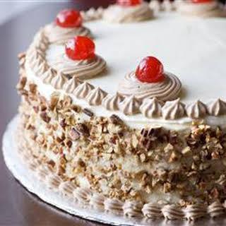 Italian Cream Cake II.