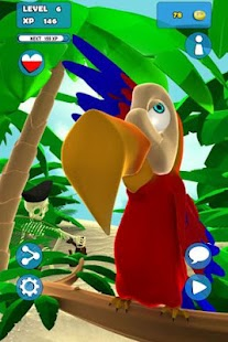 Panic Parrot- screenshot thumbnail