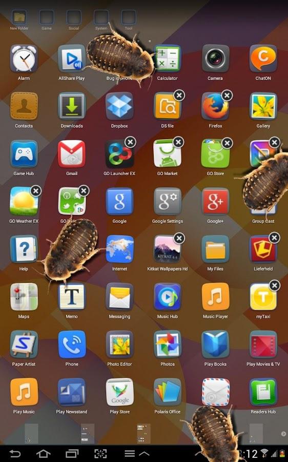 download free roaches screen saver free version bestyup