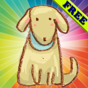 Coloring Book: Dogs! FREE icon