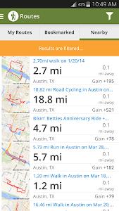 Map My Hike+ GPS Hiking v16.1.0