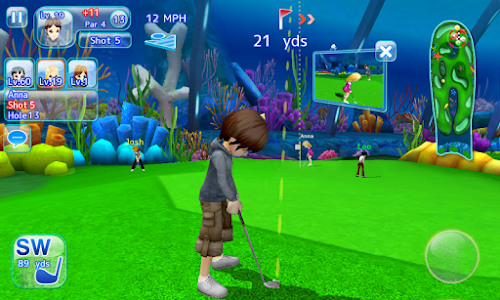 Lets Golf! 3 이미지[4]