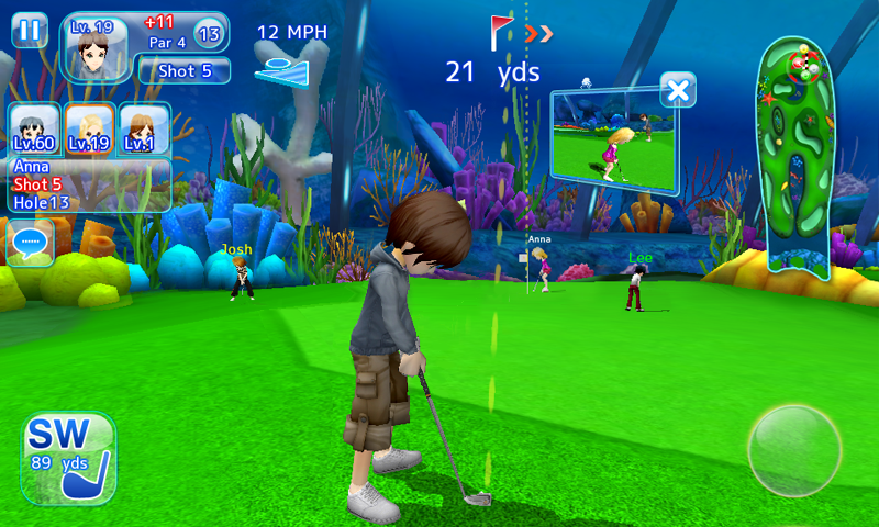 Let's Golf! 3 screenshot #4