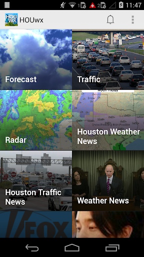 HOUwx: Houston Weather
