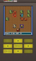 Screenshot of Gurk II, the 8-bit RPG