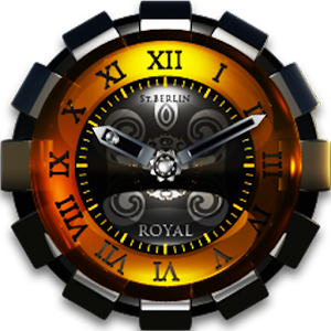 clock widget ROYAL designer 生活 App LOGO-APP試玩