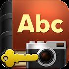 CamDictionary (License) icon