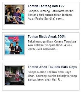 Tonton Drama Melayu