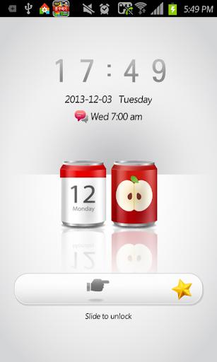 【免費個人化App】CAN go locker theme-APP點子