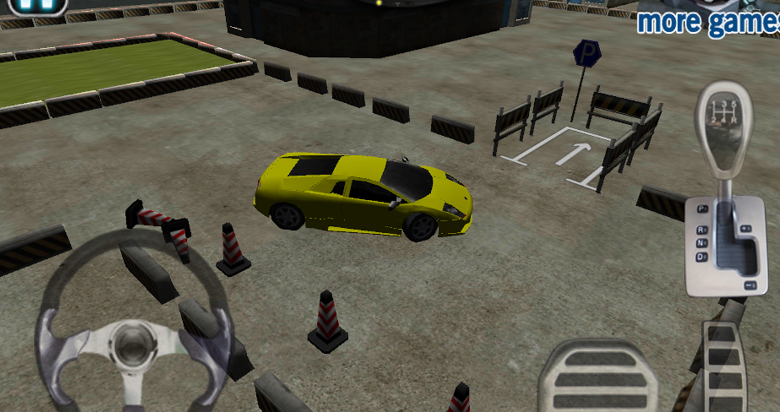 Vehicle Parking 3D - screenshot
