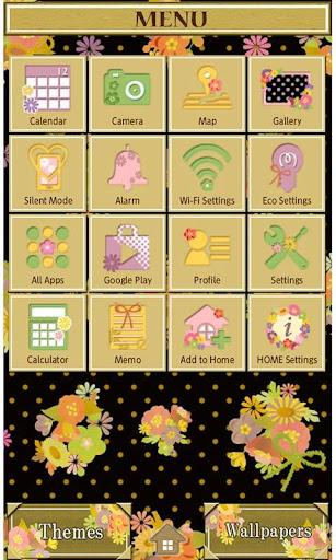 Oriental Flower Wallpaper 1.3 Windows u7528 2