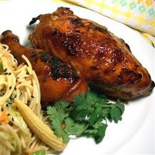 Tasty Grilled Hoisin Chicken.