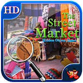 Street Market - Hidden Objects