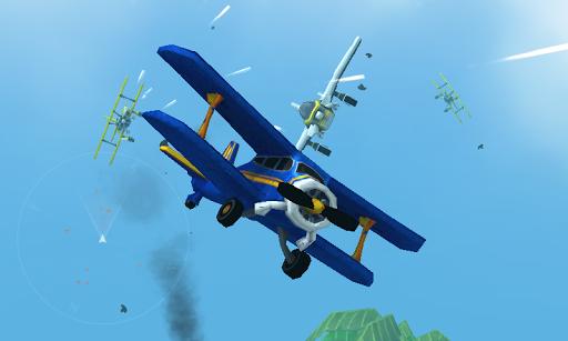 混戰戰飛機遊戲