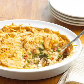 Hot and Cheesy Chicken Casserole