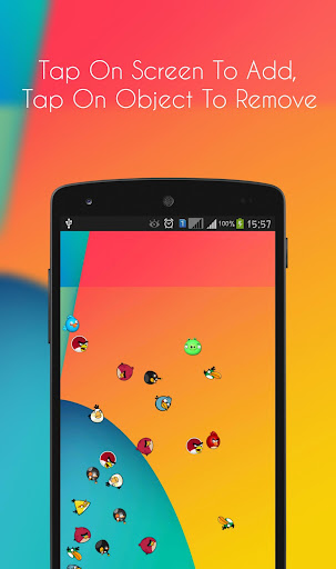 玩個人化App Nexus 5 Kitkat LWP Pro免費 APP試玩