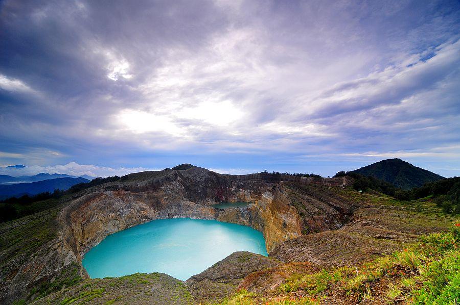Kelimoetoe lake by Arman Setiawan - Landscapes Mountains & Hills