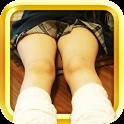 保存可!ミニスカフェチ画像vol.1〜高画質写真大量追加!〜 icon