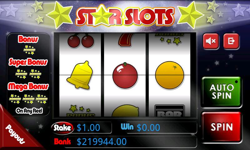 Slot Machine Arcade - screenshot