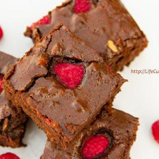 Chocolate Raspberry Snack Bars