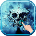 Magic Touch : Scary Skull icon