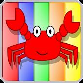 Running Crab
