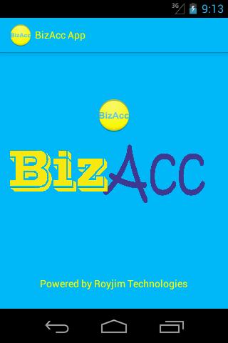 Bizacc App