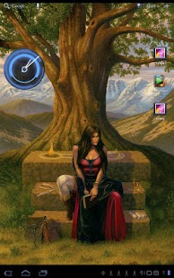 Larry Elmore Live Wallpaper- screenshot thumbnail