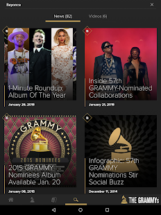 GRAMMYs - screenshot thumbnail