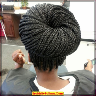 Fatima Hair Braiding Michigan - screenshot thumbnail