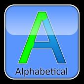 Alphabetical (Full)