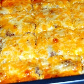 Allisons Breakfast Casserole