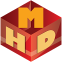 MegaHDBox (Movies & TV Series) logo