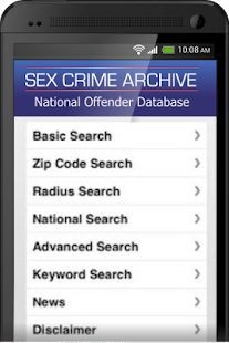 Sex Offender Record Archives