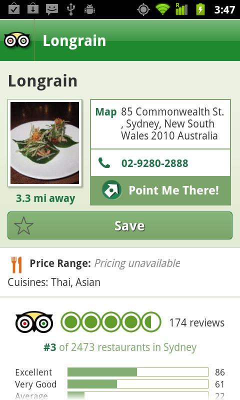 Sydney City Guide screenshot #3