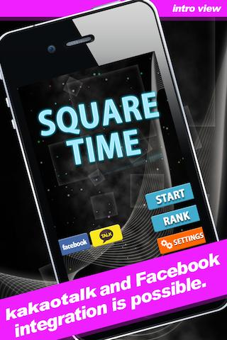 Square Time - screenshot