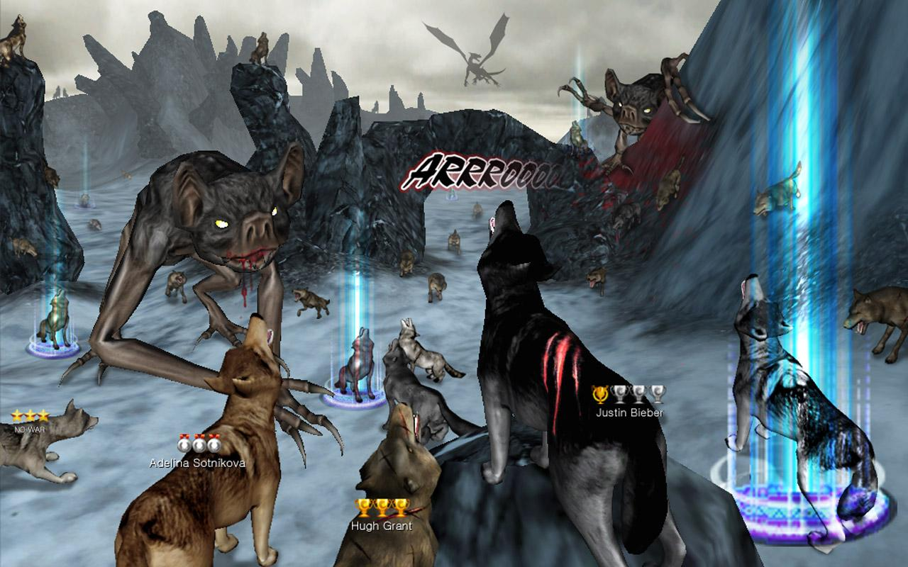 wolf game online play