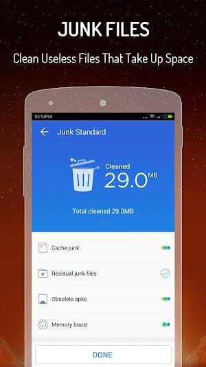 4 CM Speed Booster丨Cache Cleaner App screenshot