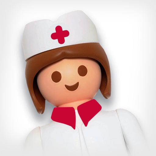 Adm Med Enfermagem - EnferMed LOGO-APP點子