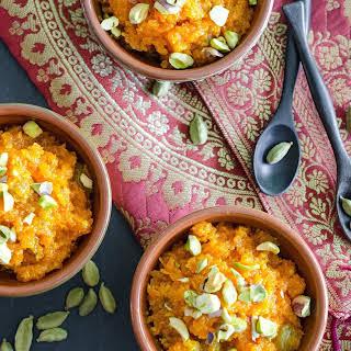 Carrot Halwa.