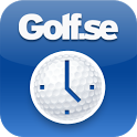 Golf Starttid icon