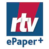 rtv ePaper+ TV Programm