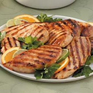 Jalapeno-Lime Marinated Chicken.